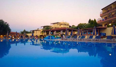 През юли и август в Гърция! 5 нощувки със закуски и вечери в Palladium 3*, Халкидики