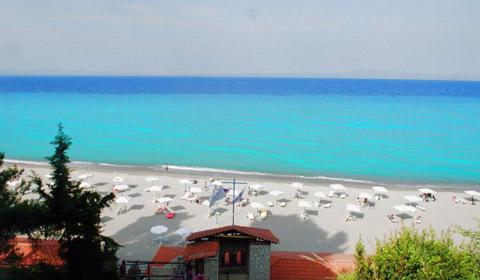 Ексклузивна оферта!!! 5 нощувки със закуски и вечери в хотел Alexander the Great 4*, Халкидики, Гърция