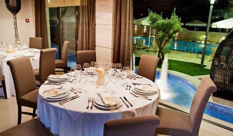 3 нощувки със закуски и вечери в Danai Hotel and Spa 4* на специална цена!