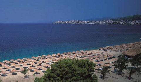 През Септември в луксозния Хотел Porto Carras - Sithonia Beach 5*, Гърция!