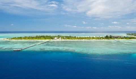 Почивка на Малдивите - Fun Island Resort 3*