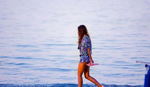 На море в Гърция през м.Август и м.Септември! 3 нощувки със закуски и вечери в хотел Athos Palace 4*, Халкидики!