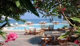 Почивка в Гърция през м.Септември! 3 нощувки със закуски и вечери в Maranton Beach Hotel 3*, о.Тасос!