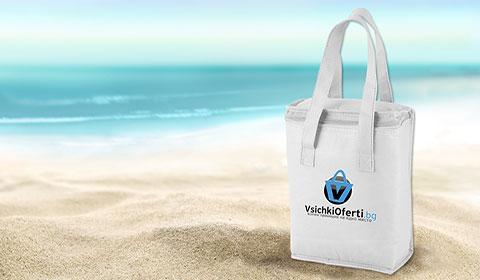 Компактна и практична термо чанта с включена доставка!