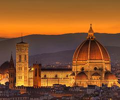 Екскурзия до Флоренция - люлката на Ренесанса! 4 дни, 3 нощувки със закуски, самолетен билет и туристическа програма в Италия!