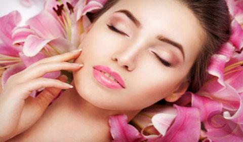 Почистване на лице + маникюр с гел лак от салон Белисима!