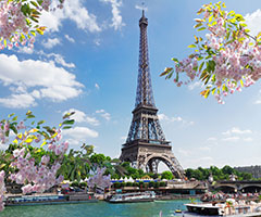 Екскурзия до Париж - градът на светлината и любовта! 4 дни, 3 нощувки със закуски, самолетен билет и туристическа програма във Франция!