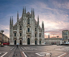 Уикенд в Милано, Италия! 3 дни, 2 нощувки със закуски и самолетен билет!