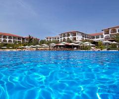 Ранни резервации: 5 нощувки, All Inclusive в хотел Akrathos 4*, Халкидики, Гърция през Юни и Юли! Дете до 11.99г. - безплатно!