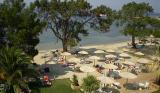 Майски празници: 3 нощувки със закуски и вечери в хотел Rachoni Bay 3*, о.Тасос, Гърция!