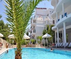 Майски празници: 3 нощувки със закуски и вечери в хотел Olympion Melathron 3*, Олимпийска Ривиера, Гърция!