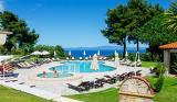 3 нощувки със закуски и вечери в Alkion Hotel 4*, Халкидики, Гърция през Септември!