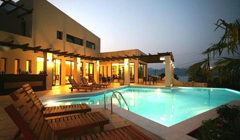 7 нощувки със закуски и вечери в Tesoro Hotel 3*, о.Лефкада, Гърция през Юни!