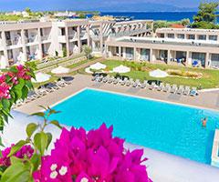 Ранни записвания: 5 нощувки със закуски и вечери в Alea Hotel & Suites 4*, о.Тасос, Гърция през Август и Септември! Дете до 11,99г. - безплатно!