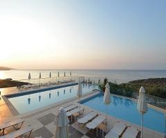 3 нощувки със закуски и вечери в хотел Aeolis Palace 4*, о.Тасос, Гърция през Юли! Две деца до 11.99г. - безплатно!