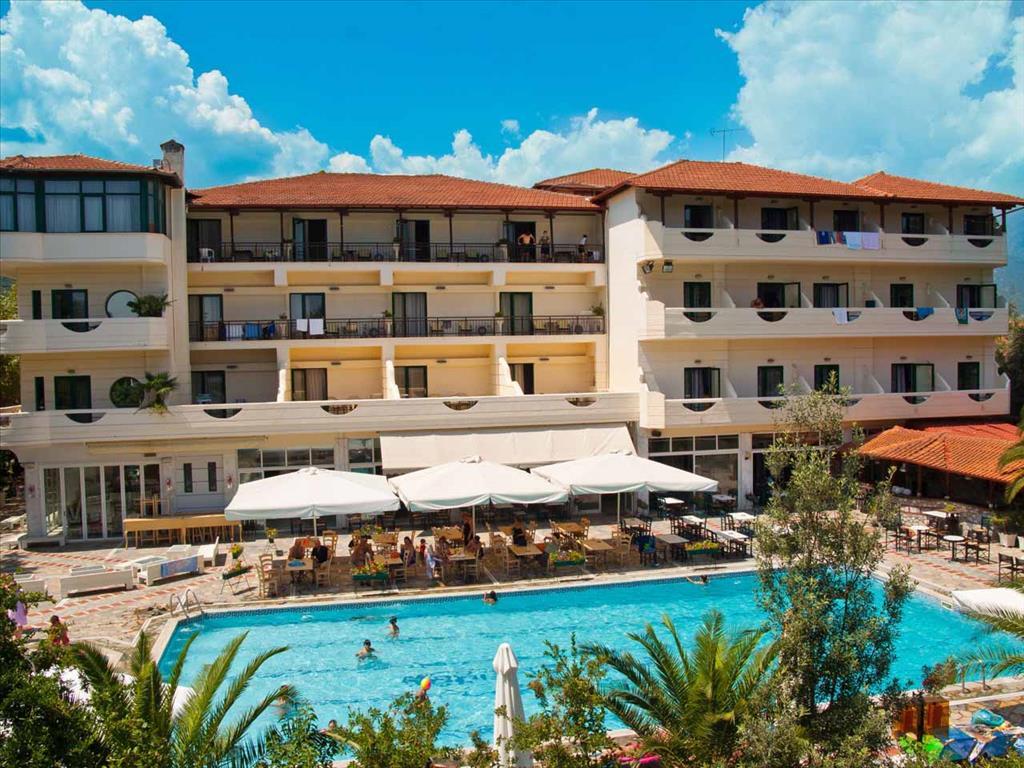 4 нощувки, All inclusive в хотел San Panteleimon 3*+, Олимпийска ривиера, Гърция през Септември!