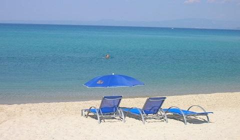 3 нощувки, All Inclusive в хотел Olympic Kosma 3*, Ханиоти, Халкидики, Гърция през Април и Май!