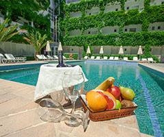 Ранни записвания: 3 нощувки, All Inclusive в хотел Bomo Olympic Kosma 3*, Халкидики, Гърция през Май!