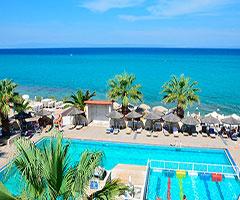 7 нощувки със закуски и вечери в хотел Sousouras 3*, Халкидики, Гърция през Юли! Дете до 11.99г. - безплатно!