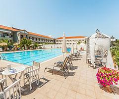 5 нощувки със закуски в хотел Tresor Sousouras 4*, Ханиоти, Халкидики, Гърция през Септември!