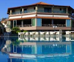 През Септември: 4 нощувки със закуски и вечери в Ismaros Hotel 4*, Комотини, Гърция! Дете до 11.99г. - безплатно!