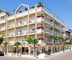 Ранни резервации: 7 нощувки със закуски и вечери в хотел Europe 3*, Паралия Катерини, Гърция през Юни и Юли!