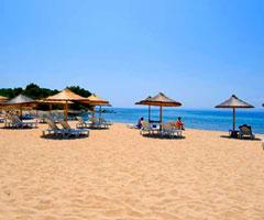 Ранни резервации: 5 нощувки, All Inclusive в хотел Village Mare 4*, Халкидики, Гърция през Юли! Дете до 12.99г. - безплатно!