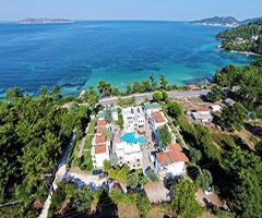 Ранни записвания: 3 нощувки със закуски и вечери в Esperides Sofras Hotel 3*, о.Тасос, Гърция през Май и Юни!