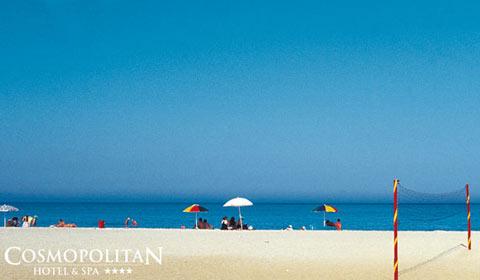 7 нощувки със закуски и вечери в Cosmopolitan Hotel & SPA 4*, Паралия Катерини, Гърция през Юни и Юли или Август и Септември!