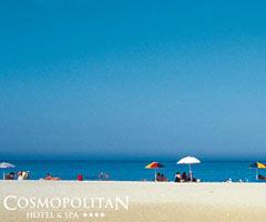 5 нощувки със закуски и вечери в Cosmopolitan Hotel & Spa 4*, Паралия Катерини, Олимпийска Ривиера, Гърция през Юли и Август!