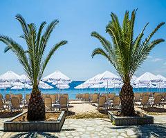 Last minute!!! 5 нощувки със закуски и вечери в хотел Theoxenia 4*, Урануполи, Халкидики, Гърция през Юли! Дете до 13.99г. - безплатно!
