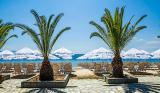 През Май и Юни: 5 нощувки със закуски и вечери в хотел Theoxenia 4*, Урануполи, Халкидики, Гърция! Дете до 13.99г. - безплатно!