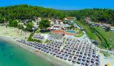 3 нощувки със закуски и вечери в хотел Elani Bay Resort 4*, Халкидики, Гърция през Септември и Октомври!