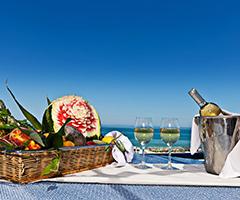 През Септември: 3 нощувки със закуски и вечери в хотел Olympic Star Beach 4*, Олимпийска Ривиера, Гърция! 2 деца до 11.99г. - безплатно!