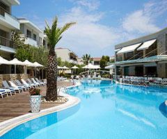 Ранни записвания: 5 нощувки със закуски и вечери в Renaissance Hanioti Resort 4*, Халкидики, Гърция през Май и Юни!