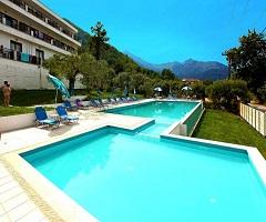 5 нощувки със закуски и вечери в Aloe Hotel 3*, о.Тасос, Гърция през Юни и Юли!