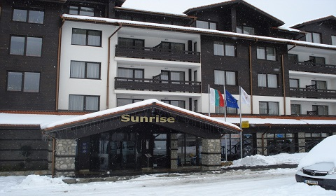 Sunrise Park & Spa Hotel