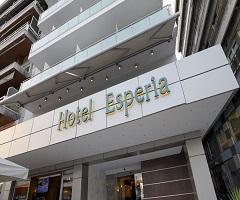 2 нощувки със закуски в хотел Esperia 3*, Кавала, Гърция през Ноември и Декември! Дете до 6,99г. - безплатно!