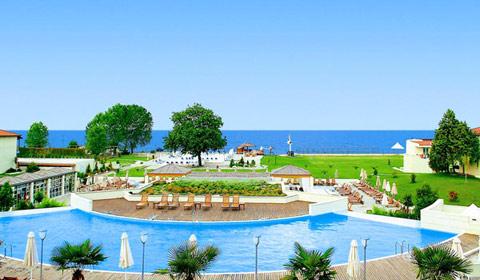 5 нощувки със закуски и вечери в хотел Dion Palace 5*, Олимпийска Ривиера, Гърция през Август и Септември! Дете до 5, 99г. - безплатно!