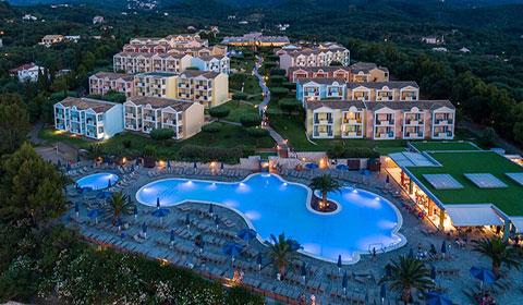 5 нощувки, All Inclusive в хотел Mareblue Beach 4*, o.Корфу, Гърция през Май!