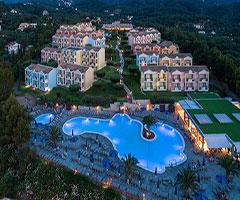 Ранни записвания: 5 нощувки, All Inclusive в хотел Mareblue Beach 4*, о.Корфу, Гърция през Май и Юни! Дете до 11,99г. - безплатно!