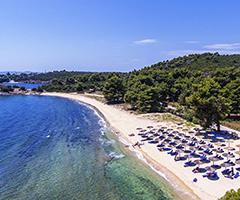 Ранни резервации: 5 нощувки, All Inclusive в хотел Poseidon Resort 4*, Халкидики, Гърция през Юни! Дете до 12.99г. - безплатно!