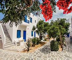 7 нощувки със закуски в Acrogiali Hotel 4*, о.Миконос, Гърция през Септември!