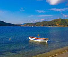 Toroni Blue Sea