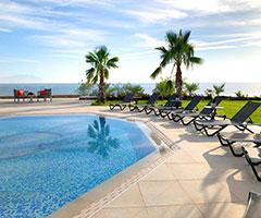 5 нощувки със закуски в King Maron Wellness Beach Hotel 4*, Марония, Гърция през Юни и Юли!