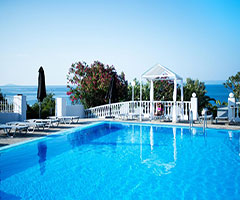 7 нощувки със закуски в хотел Bianco Olympico 3*, Халкидики, Гърция през Юли!