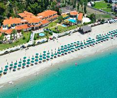 Ранни записвания: 3 нощувки със закуски и вечери в хотел Possidi Holidays 5*, Халкидики, Гърция през Април и Май! Дете до 11.99г. - безплатно!