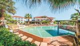 5 нощувки със закуски и вечери в хотел Flegra Palace 4*, Пефкохори, Халкидики, Гърция през Юли!