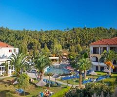 Ранни резервации: 5 нощувки, All Inclusive в хотел Chrousso Village 4*, Халкидики, Гърция през Август и Септември! Дете до 11.99г. - безплатно!