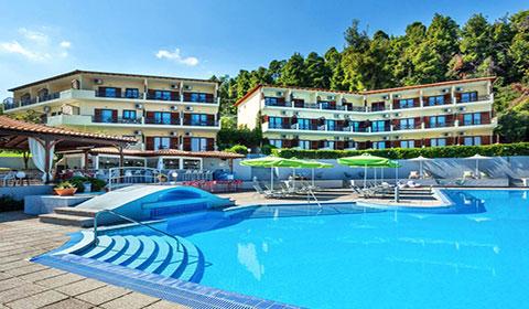 19-22 Септември: 3 нощувки със закуски и вечери в хотел Palladium 3*, Халкидики, Гърция!